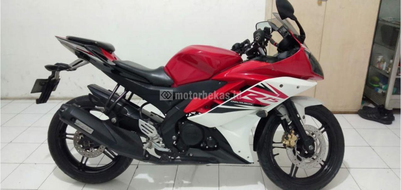 YAMAHA R15  1657 motorbekas.id