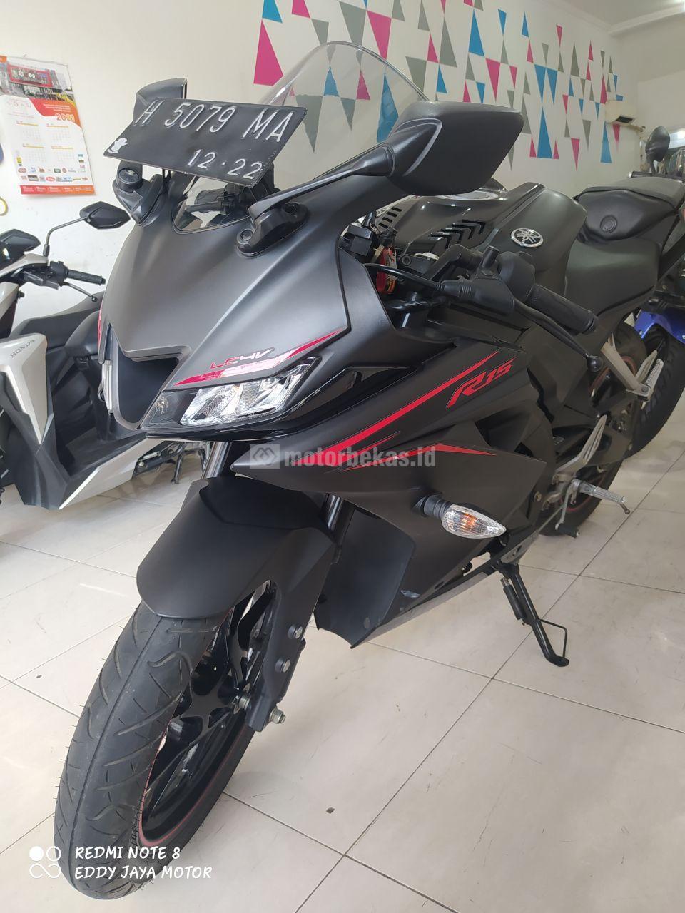 YAMAHA R15 155  1636 motorbekas.id
