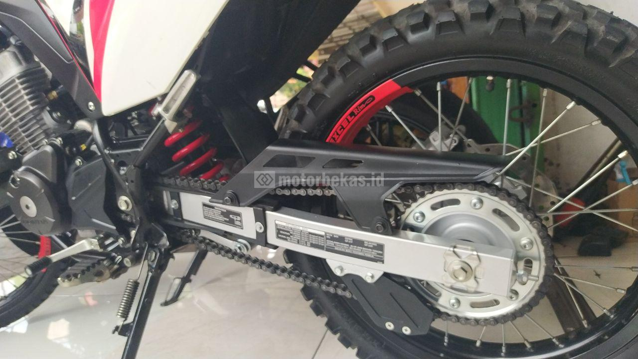 HONDA CRF 150L  1615 motorbekas.id