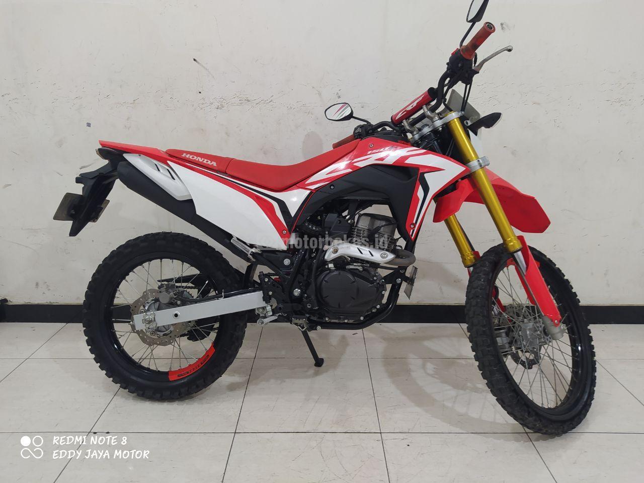 HONDA CRF 150L  1621 motorbekas.id