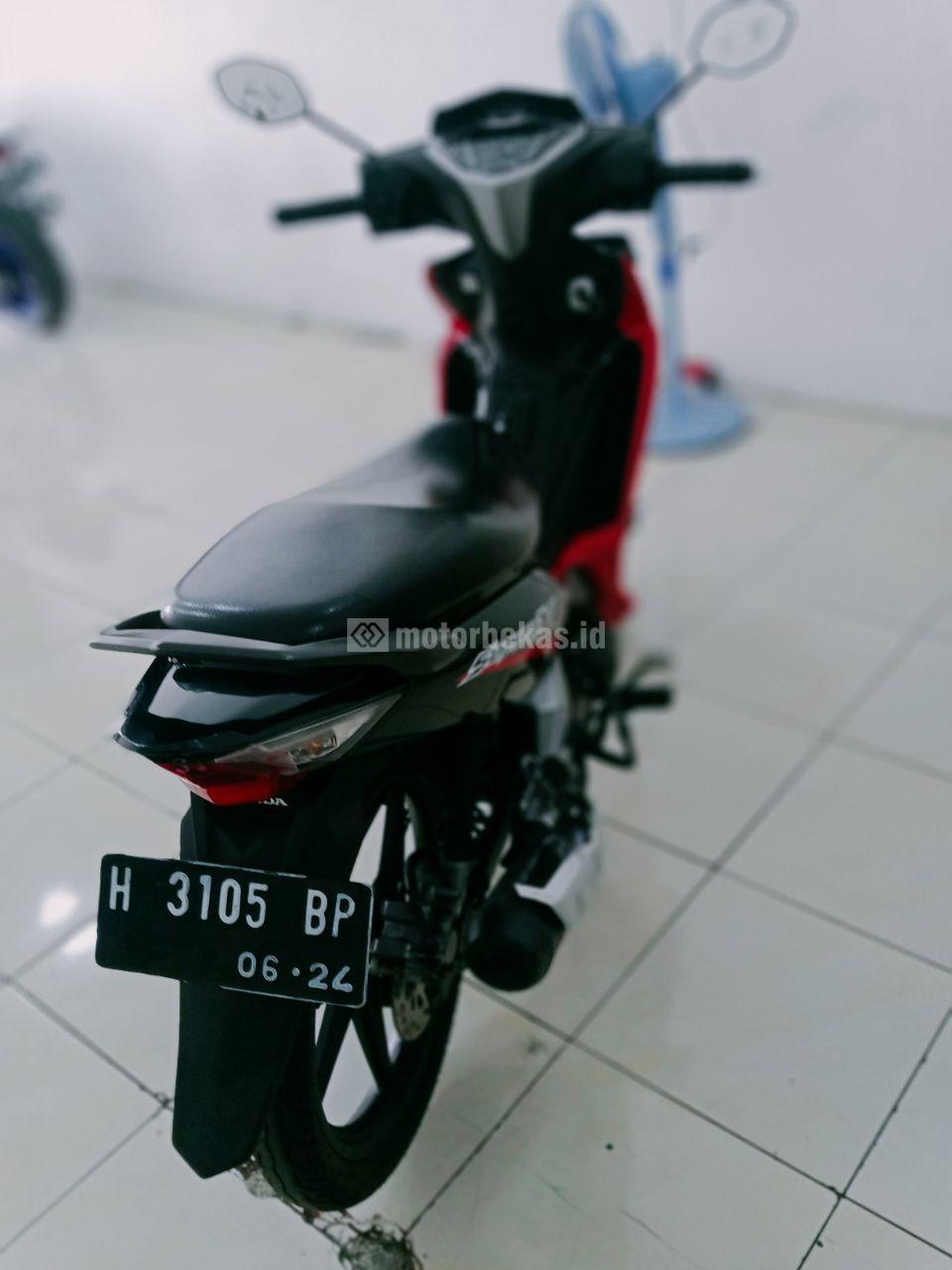 HONDA SUPRA X 125 FI 1565 motorbekas.id