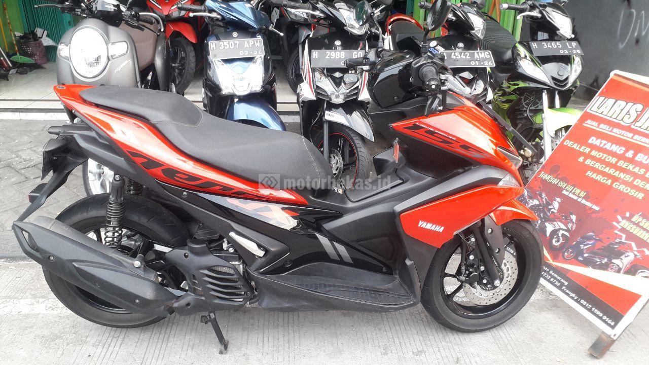 YAMAHA AEROX 155  1732 motorbekas.id