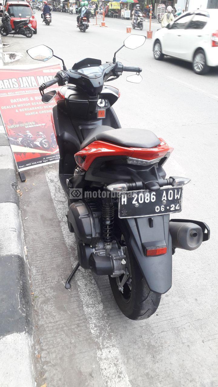 YAMAHA AEROX 155  1728 motorbekas.id
