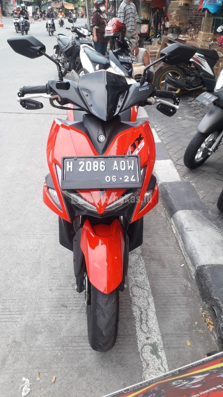 YAMAHA AEROX 155  1730 motorbekas.id
