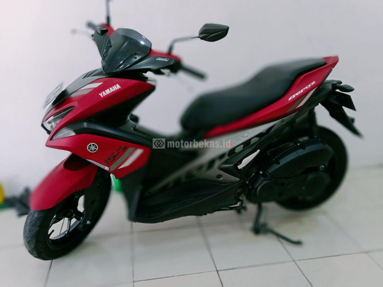YAMAHA AEROX 155 FI 1747 motorbekas.id
