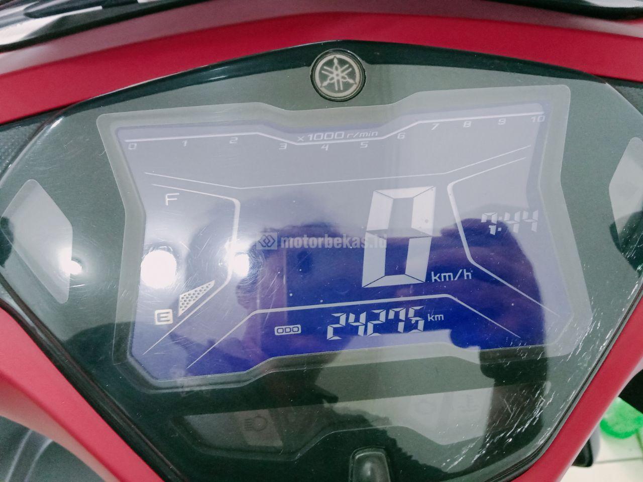 YAMAHA AEROX 155 FI 1749 motorbekas.id