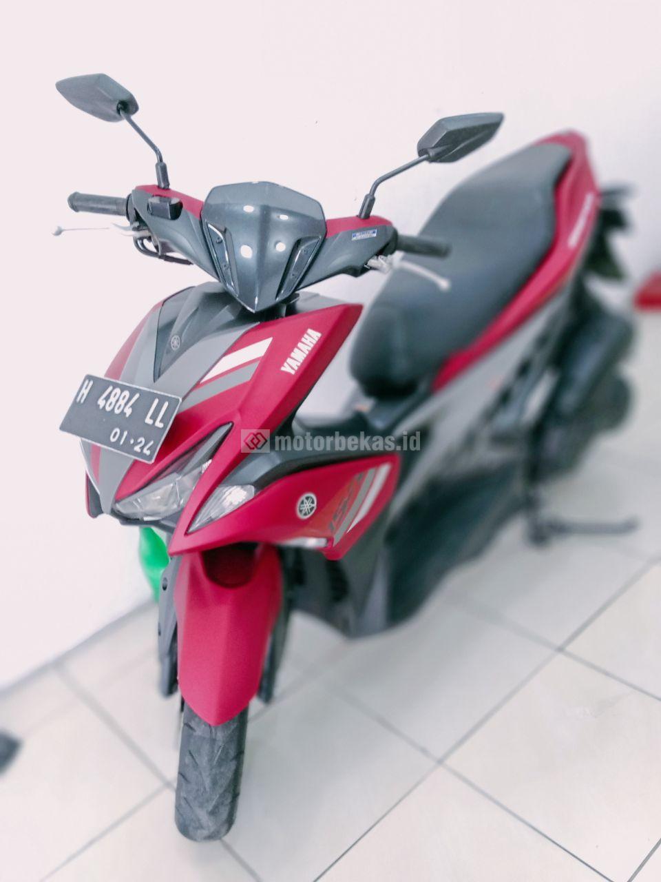 YAMAHA AEROX 155 FI 1748 motorbekas.id
