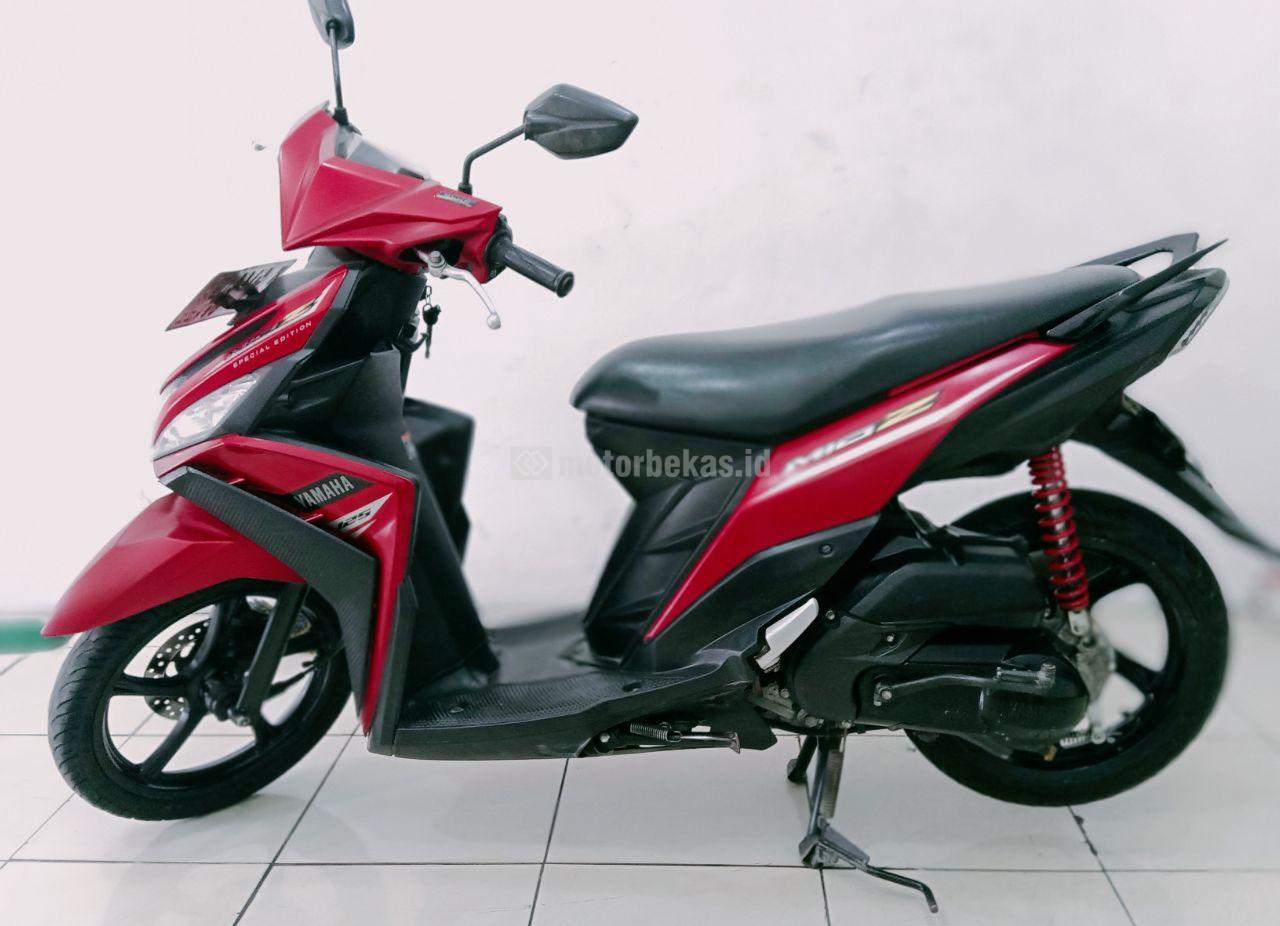 YAMAHA MIO Z FI 2014 motorbekas.id