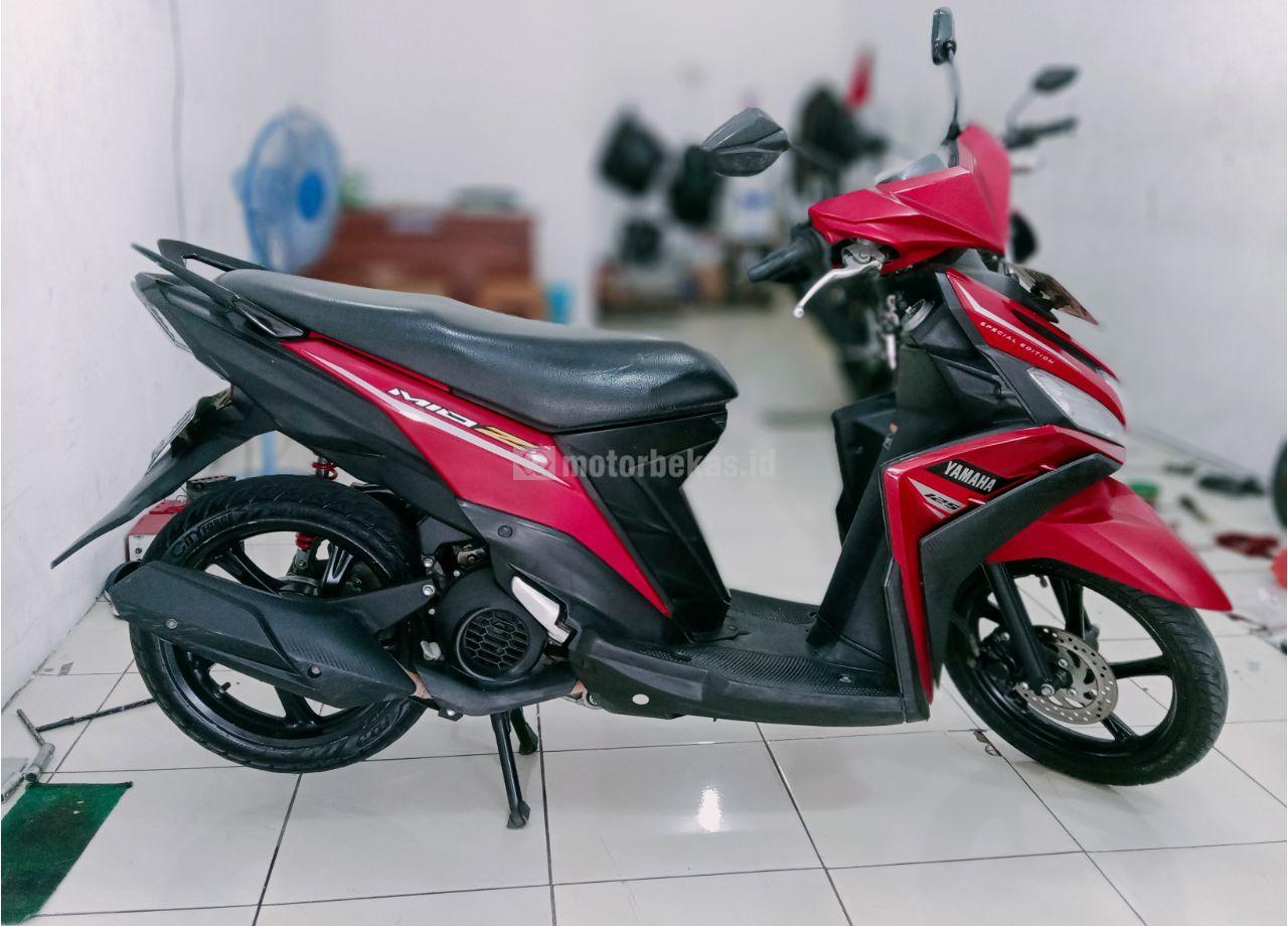 YAMAHA MIO Z FI 2016 motorbekas.id