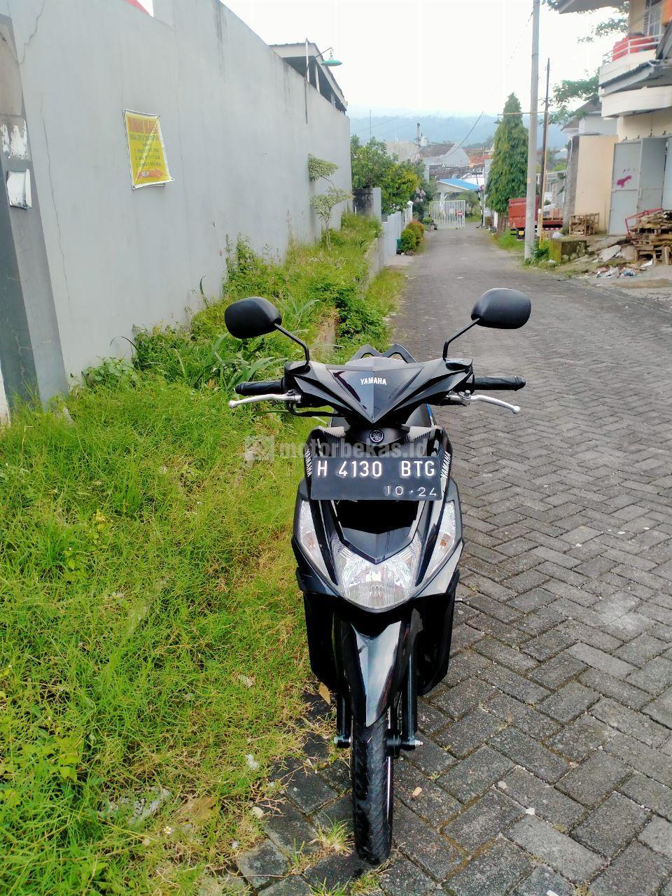 YAMAHA MIO M3 125  2019 motorbekas.id