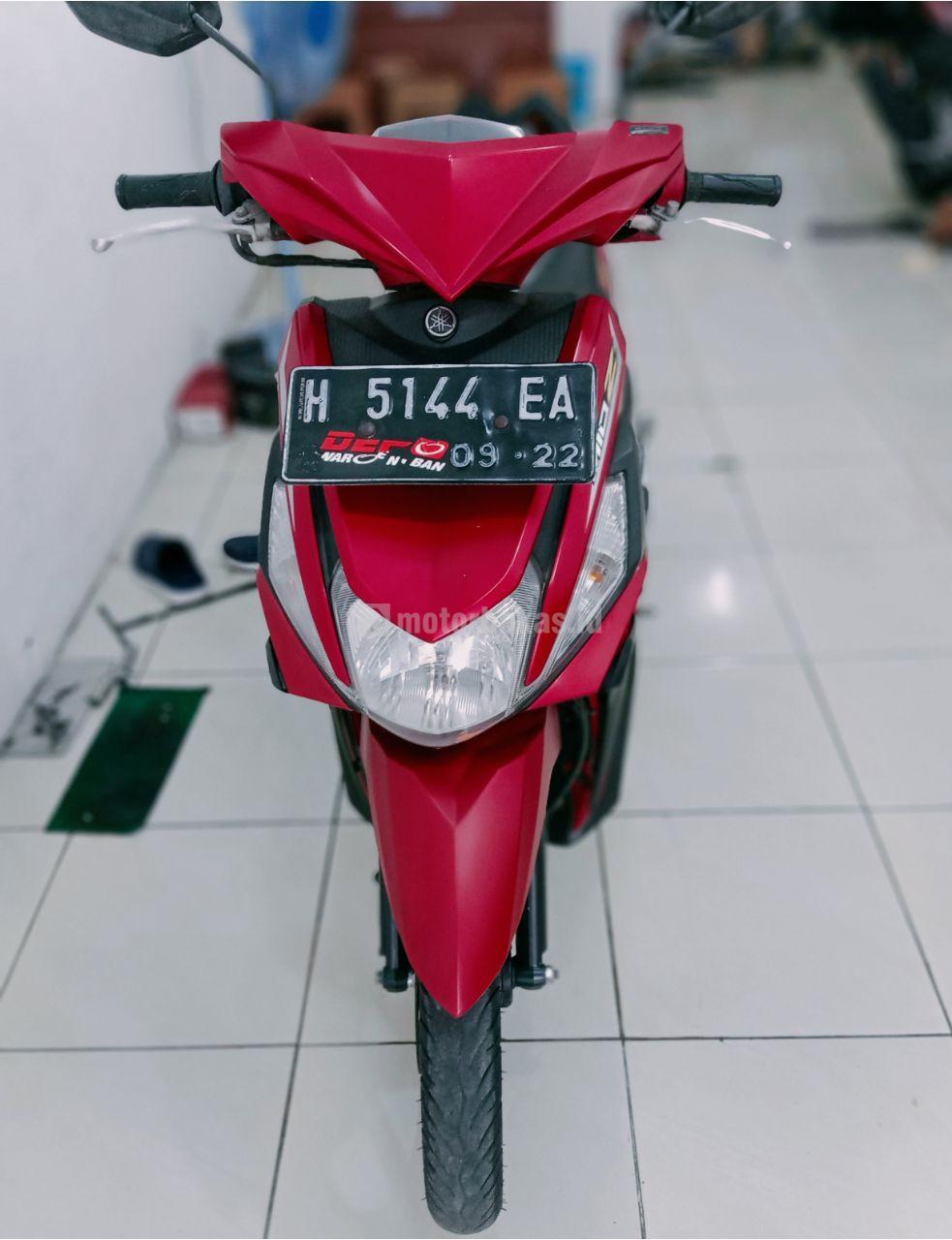 YAMAHA MIO Z FI 2015 motorbekas.id