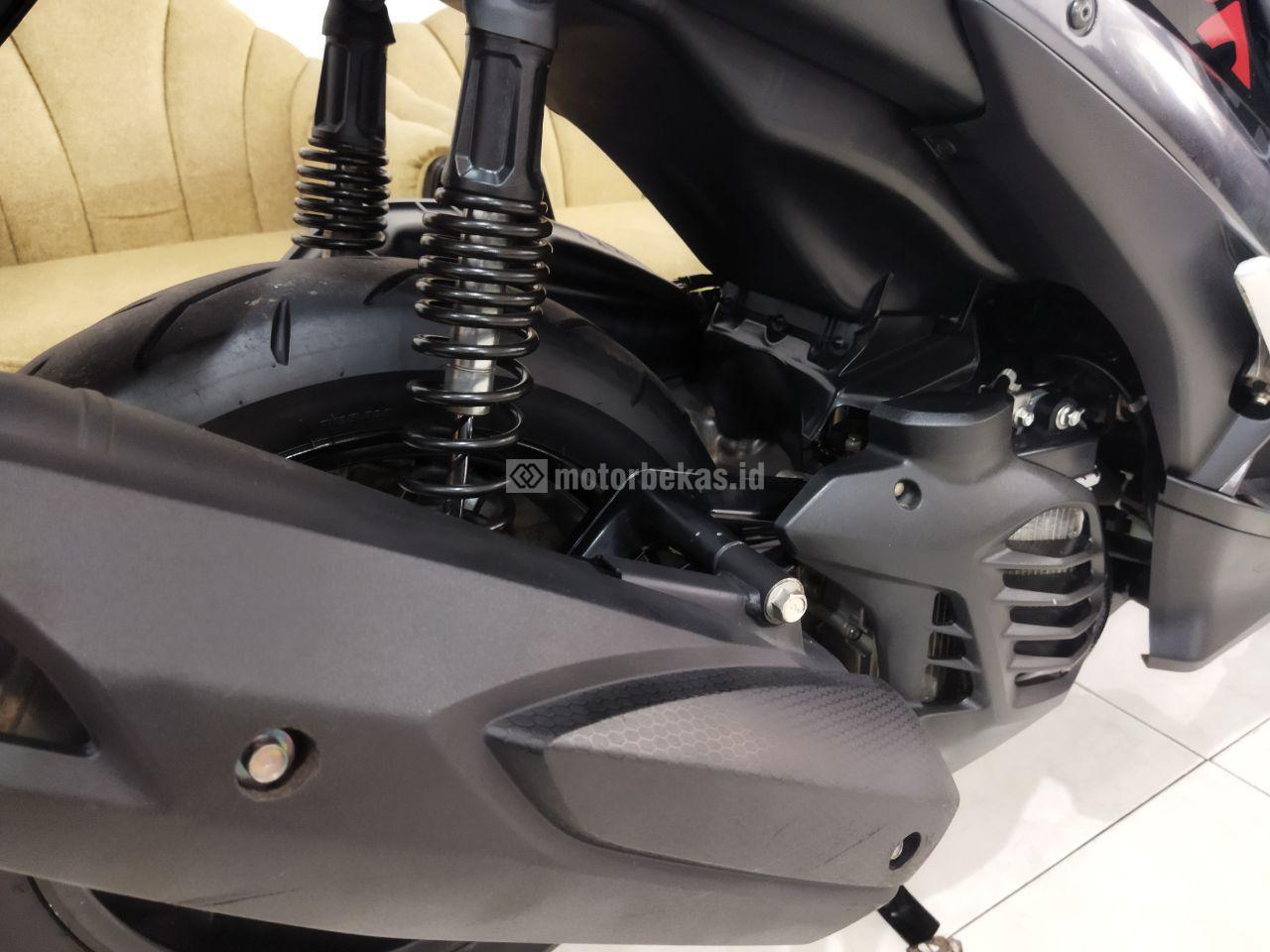 YAMAHA AEROX 155  2149 motorbekas.id