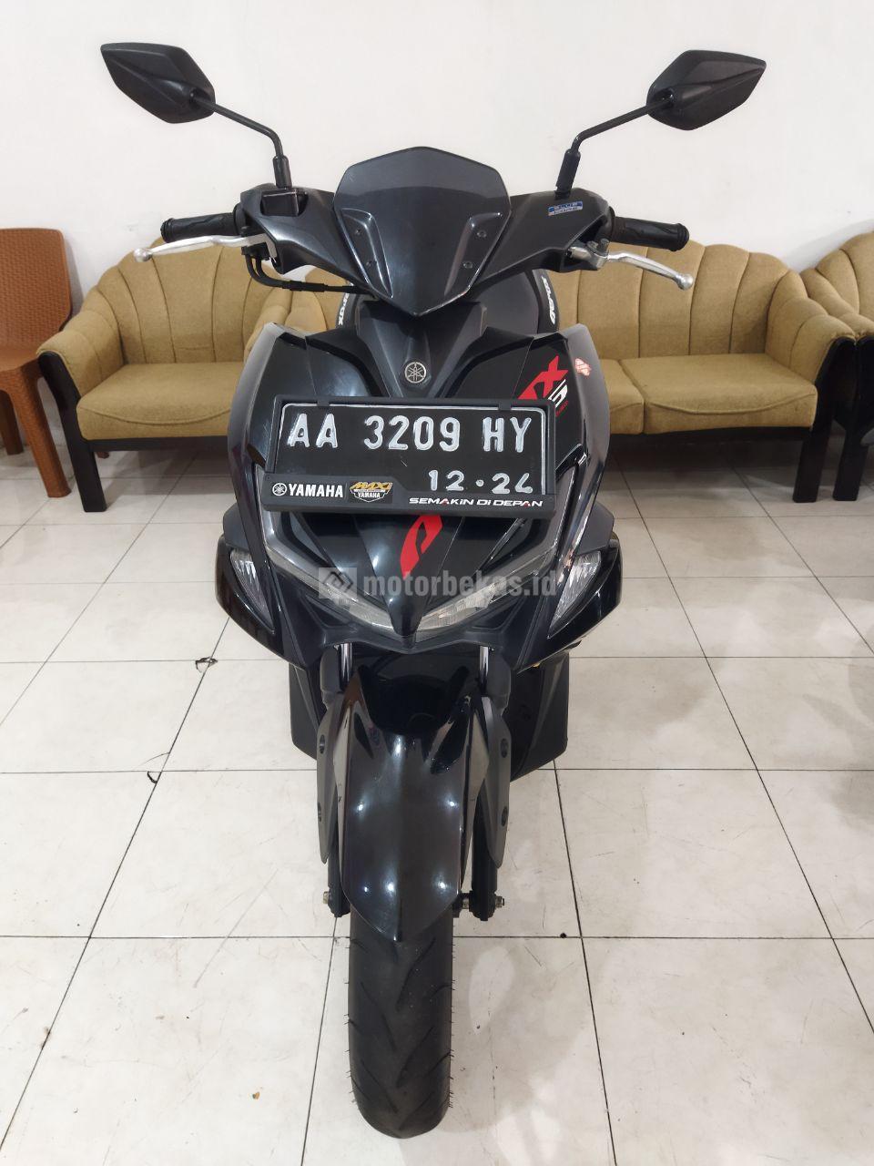 YAMAHA AEROX 155  2151 motorbekas.id