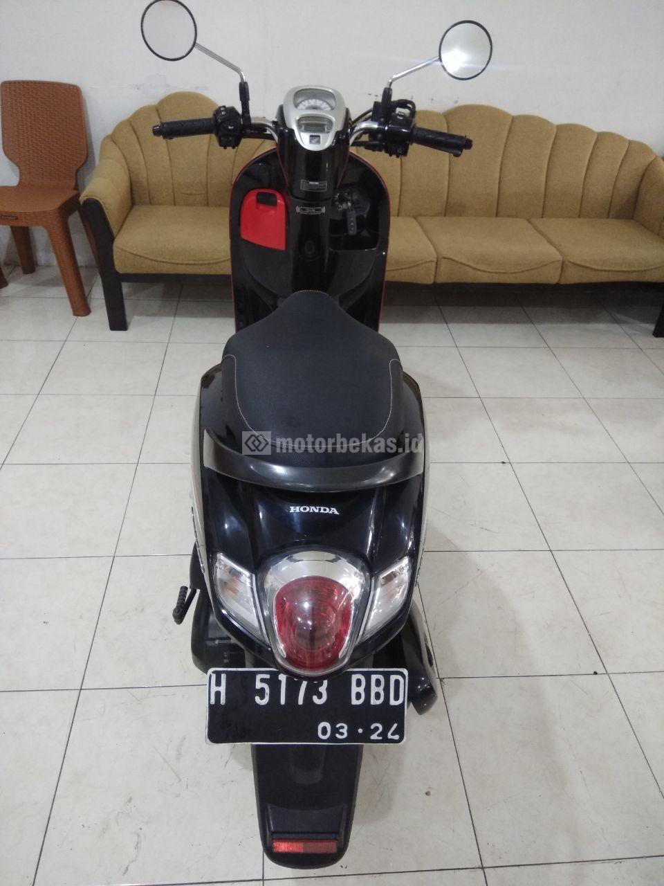 HONDA SCOOPY  2135 motorbekas.id