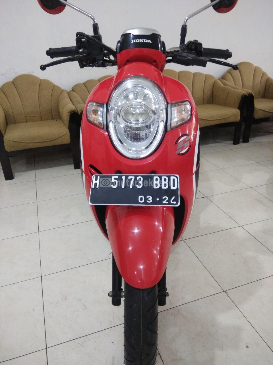 HONDA SCOOPY  2134 motorbekas.id