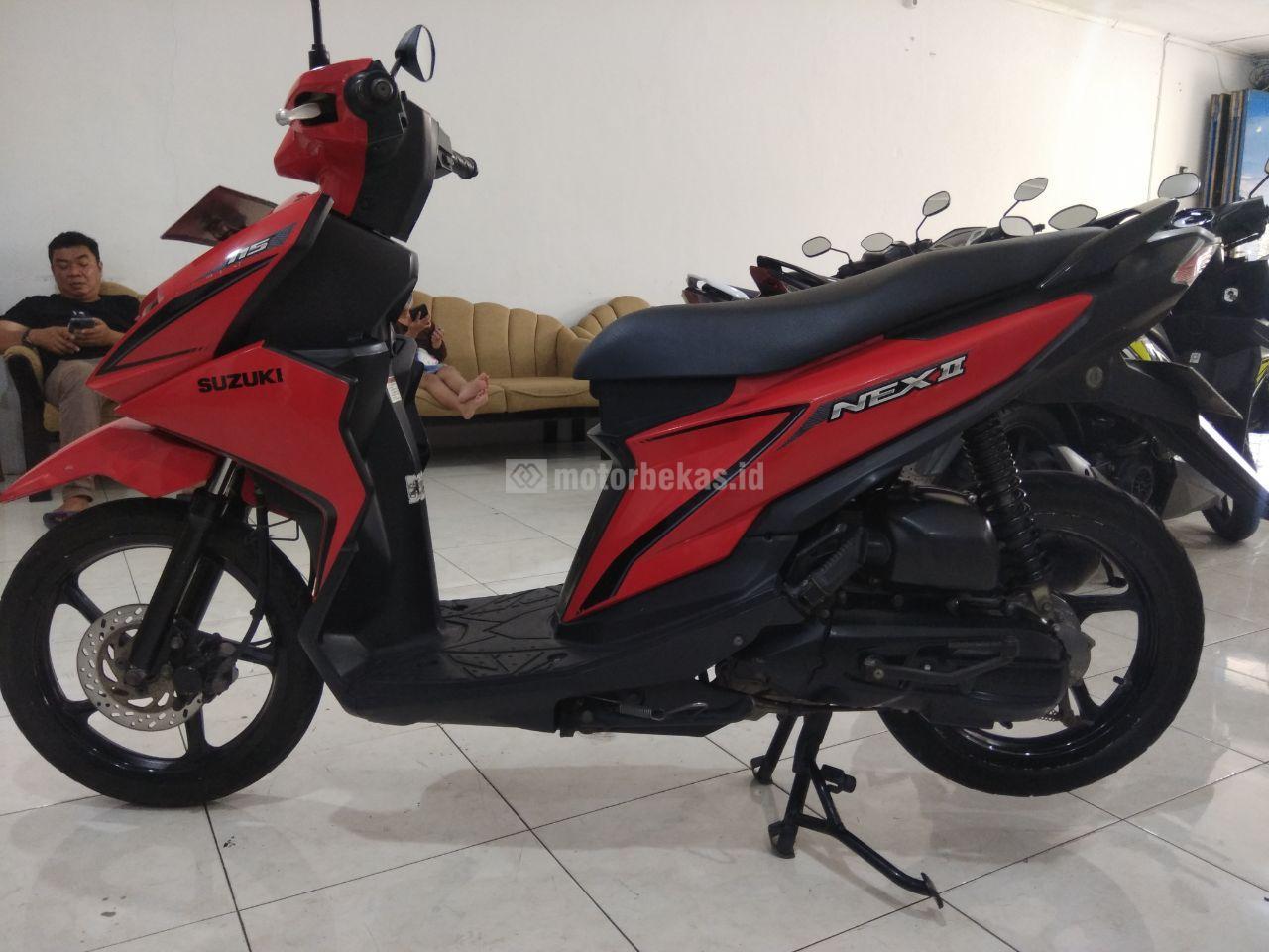 SUZUKI NEX  2142 motorbekas.id