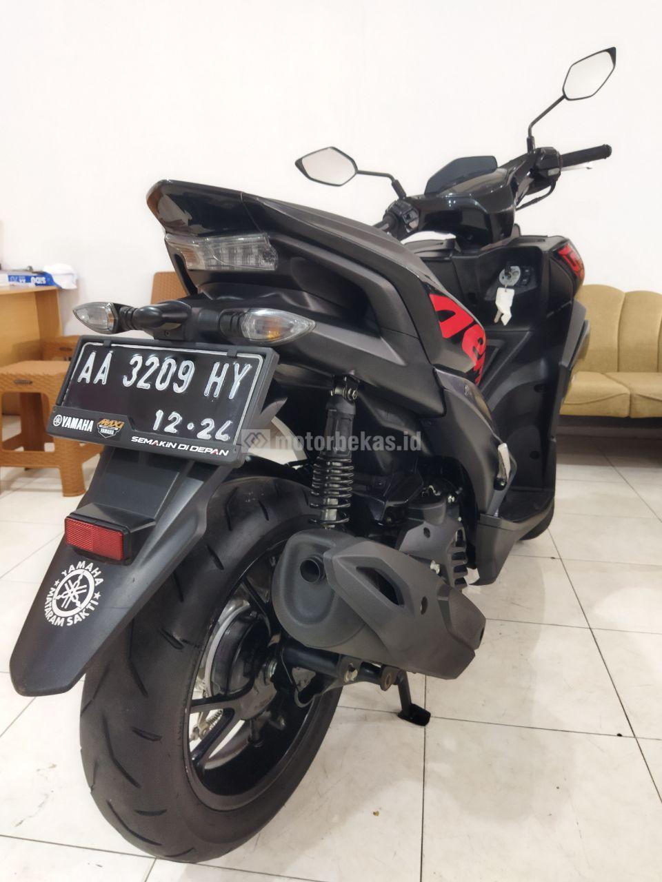 YAMAHA AEROX 155  2148 motorbekas.id