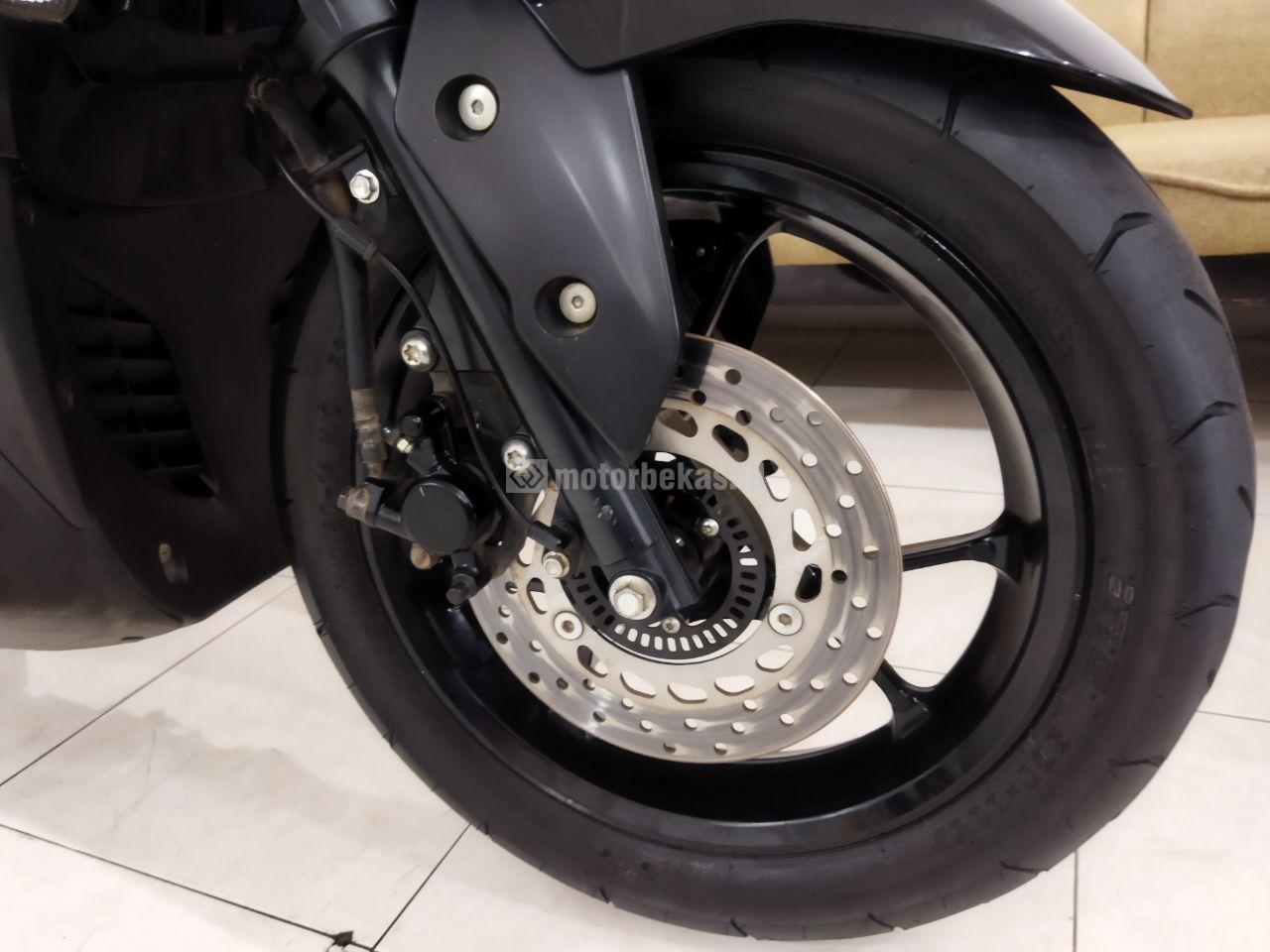 YAMAHA AEROX 155  2146 motorbekas.id