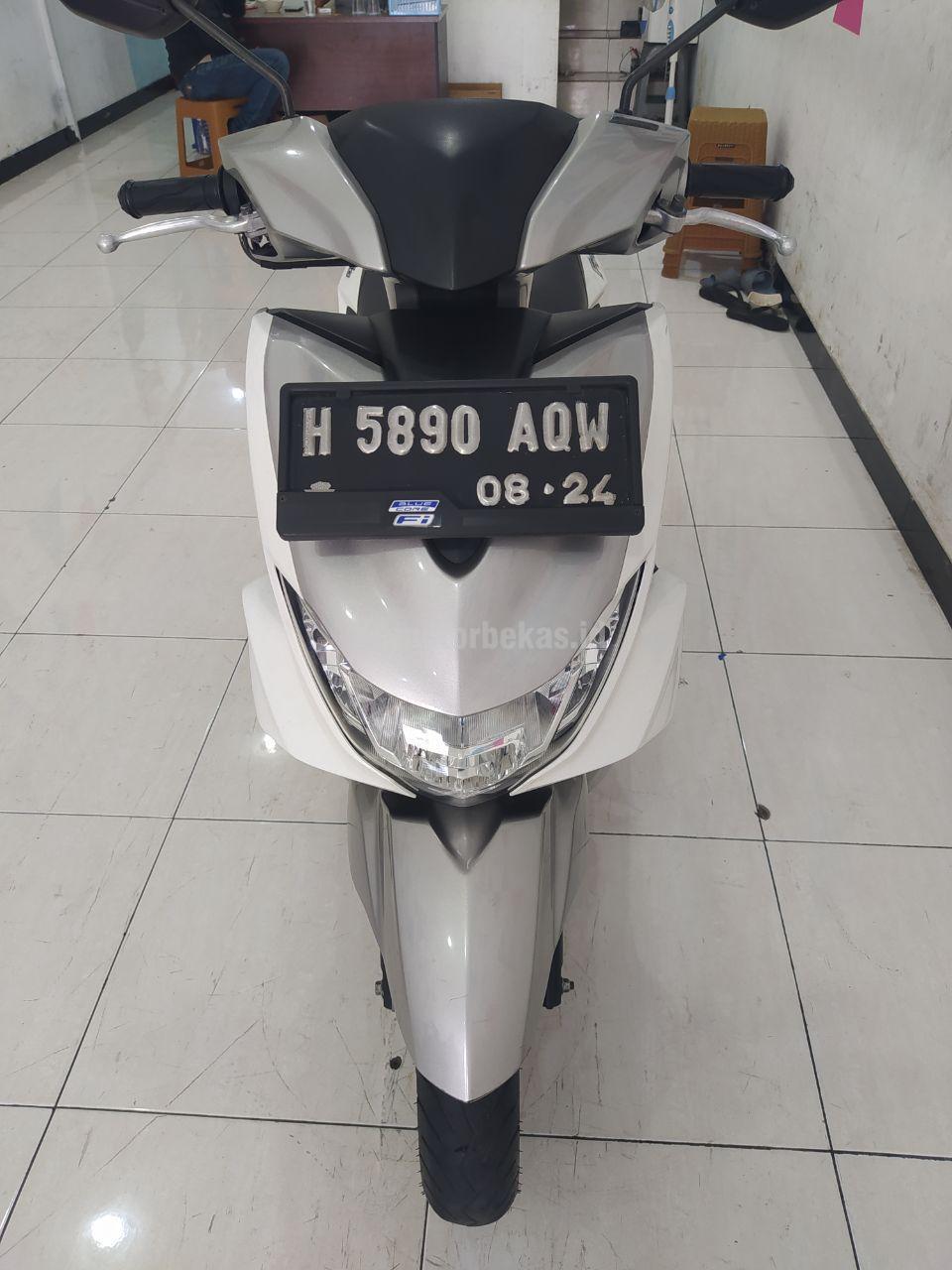 YAMAHA FREEGO  2107 motorbekas.id