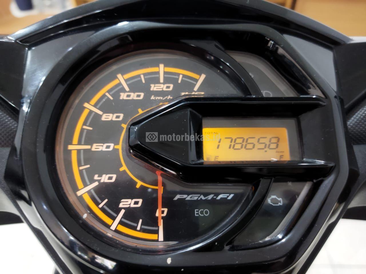 HONDA BEAT FI 2173 motorbekas.id