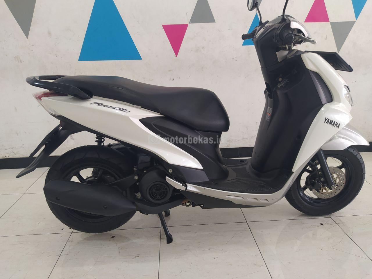 YAMAHA FREEGO  2106 motorbekas.id