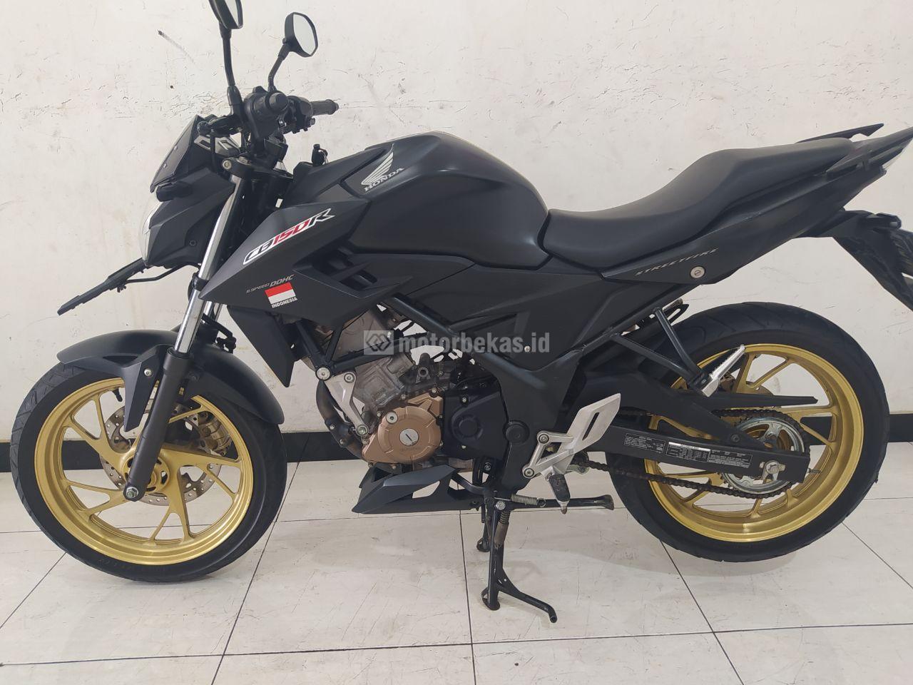 HONDA NEW CB150R SE  2121 motorbekas.id