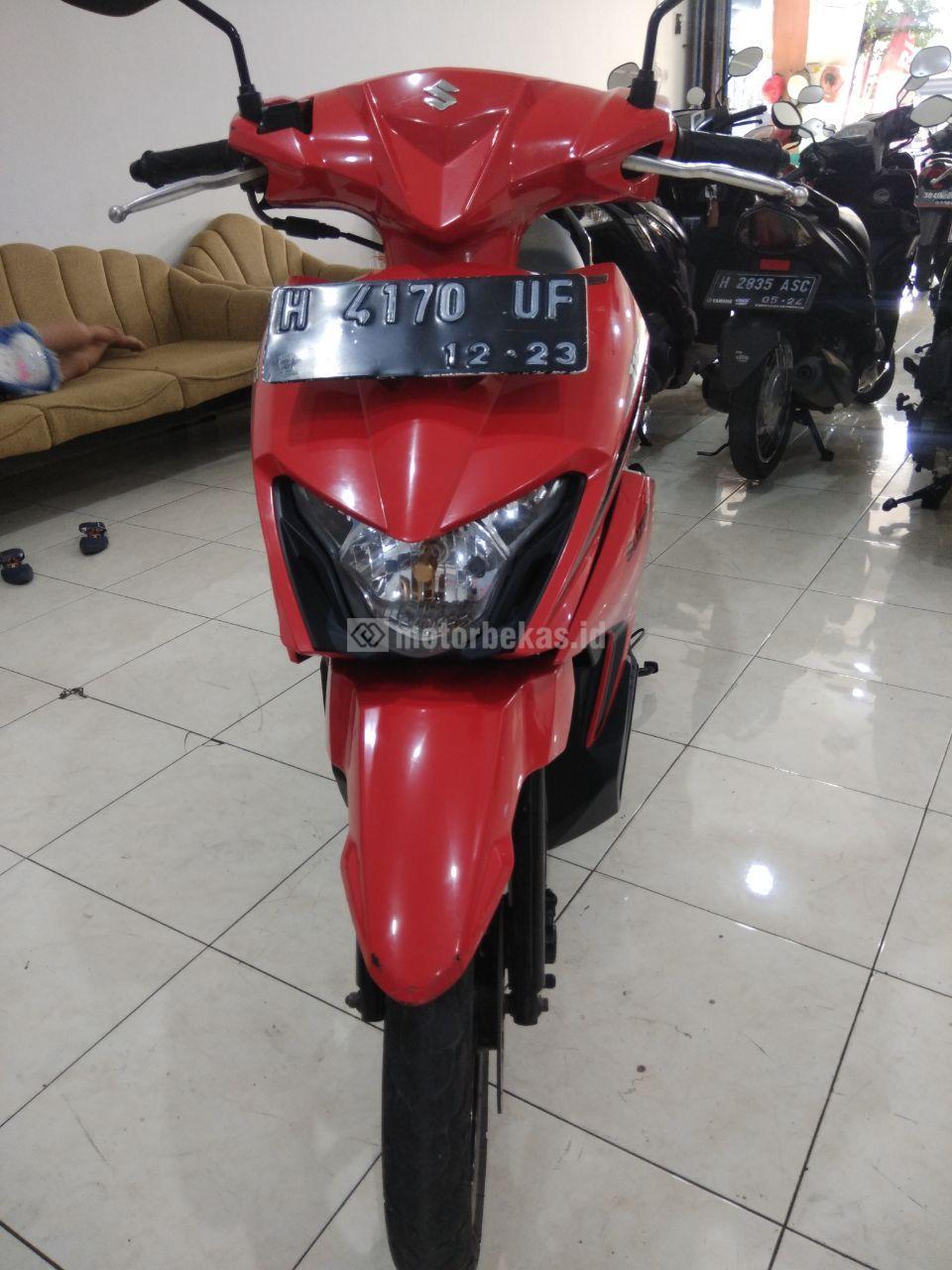 SUZUKI NEX  2139 motorbekas.id