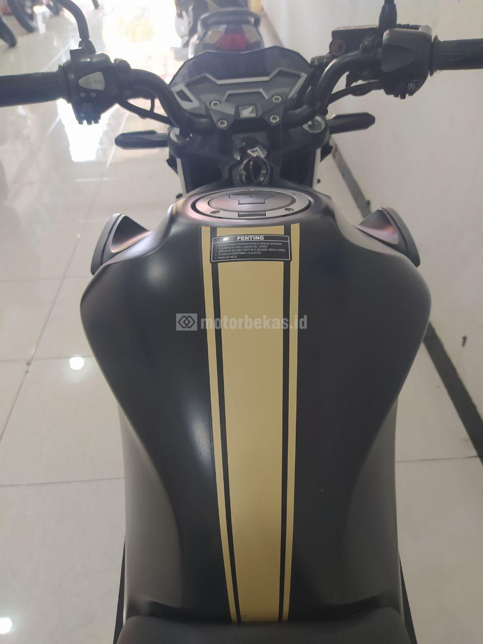 HONDA NEW CB150R SE  2117 motorbekas.id