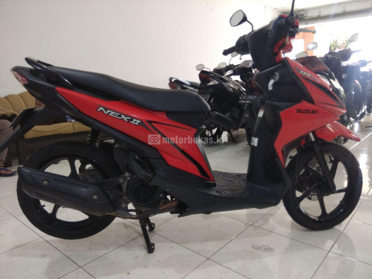 SUZUKI NEX  2140 motorbekas.id