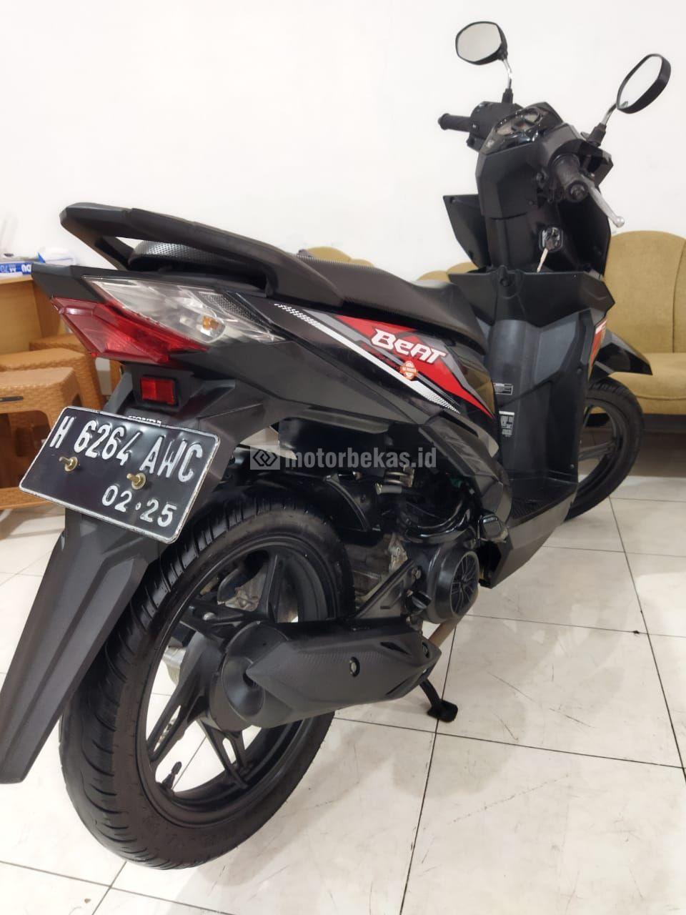 HONDA BEAT FI 2172 motorbekas.id