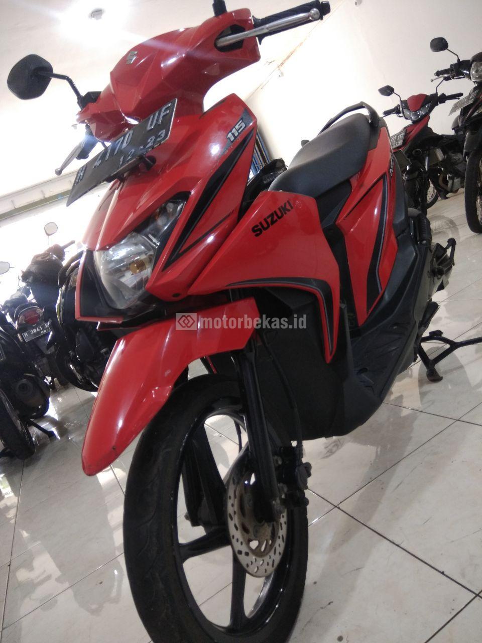 SUZUKI NEX  2141 motorbekas.id