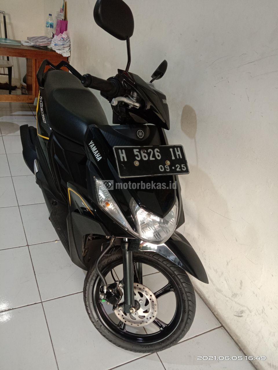 YAMAHA MIO M3 125  2230 motorbekas.id