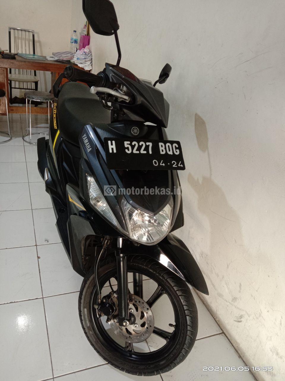 YAMAHA MIO M3 125  2214 motorbekas.id