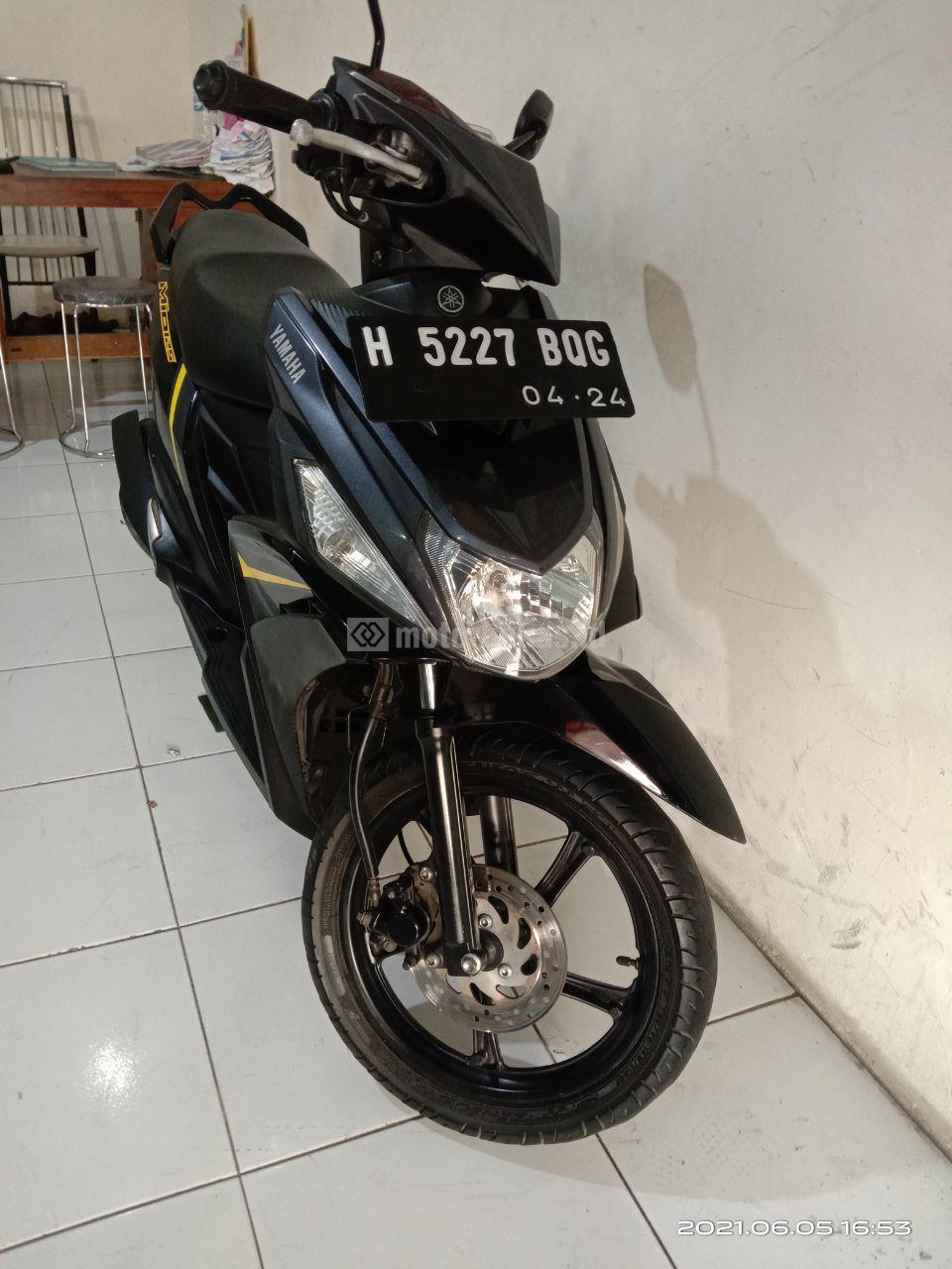 YAMAHA MIO M3 125  2212 motorbekas.id