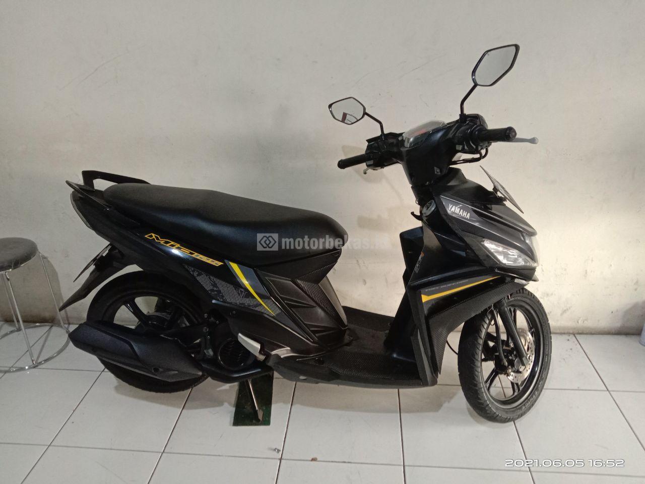 YAMAHA MIO M3 125  2213 motorbekas.id