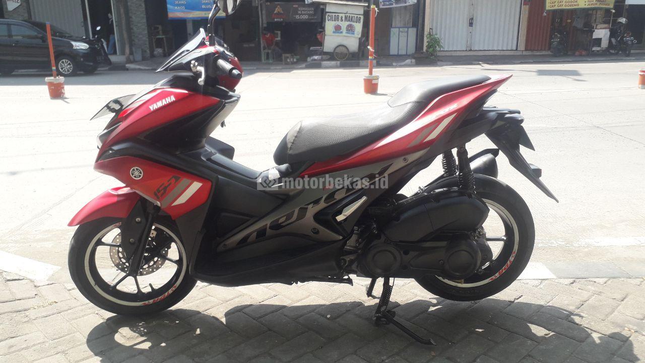 YAMAHA AEROX 155  2290 motorbekas.id