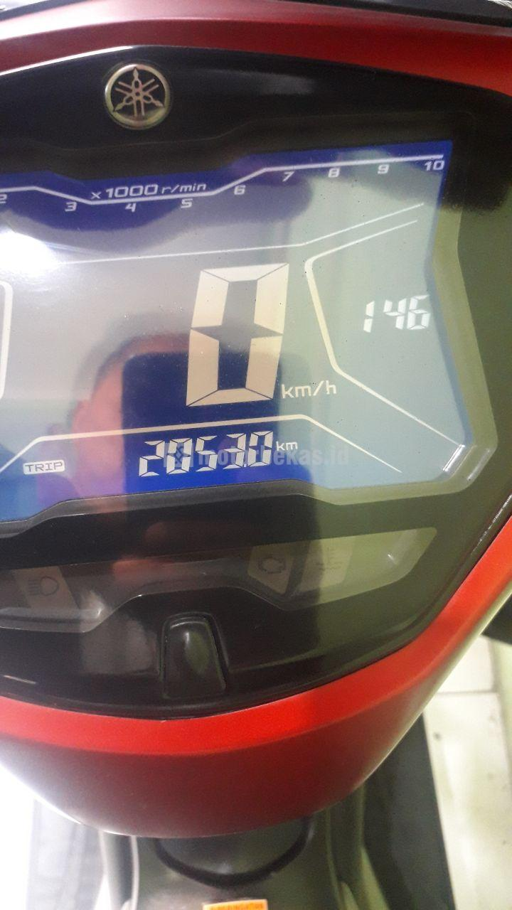 YAMAHA AEROX 155  2292 motorbekas.id