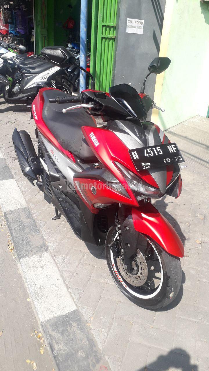 YAMAHA AEROX 155  2288 motorbekas.id
