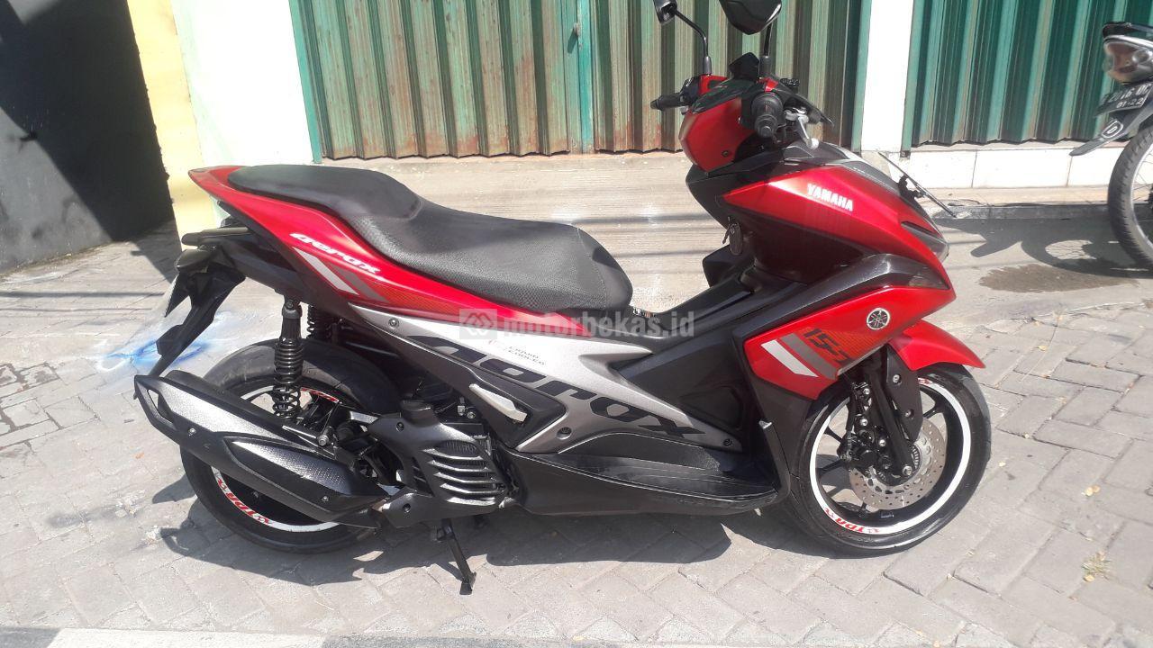 YAMAHA AEROX 155  2287 motorbekas.id