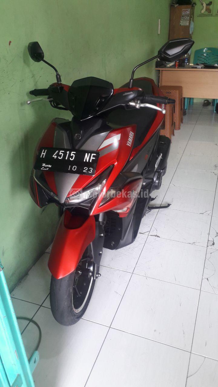 YAMAHA AEROX 155  2293 motorbekas.id