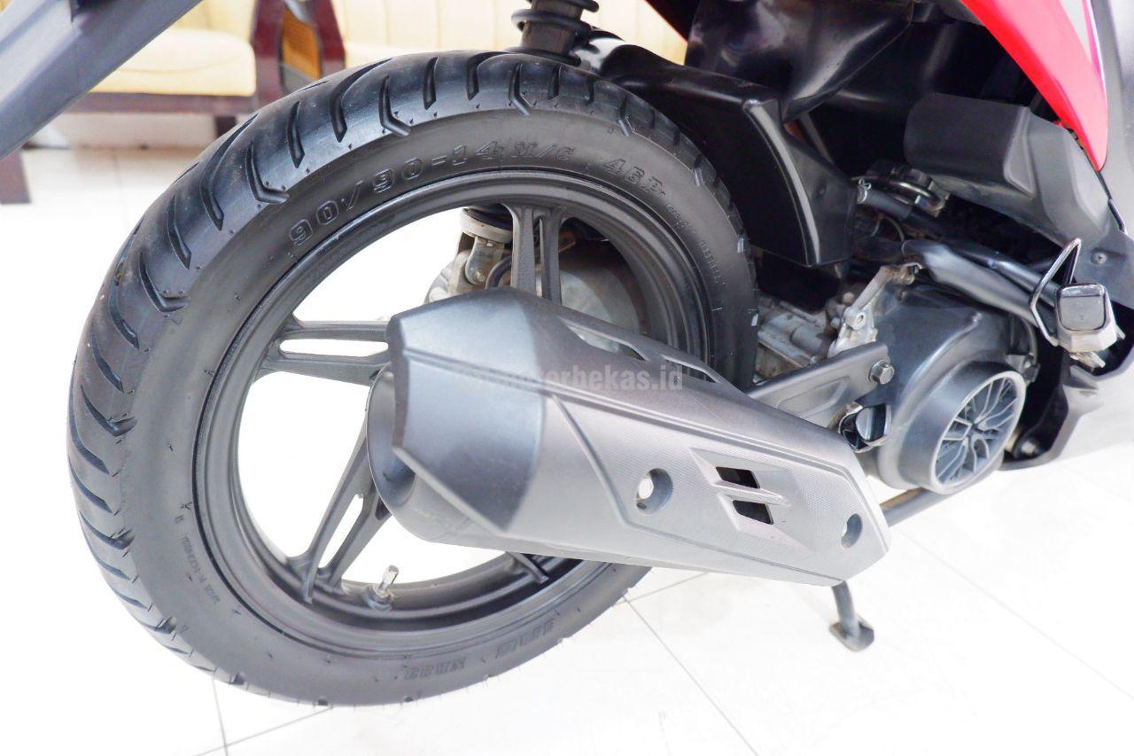 HONDA VARIO FI CBS 2355 motorbekas.id