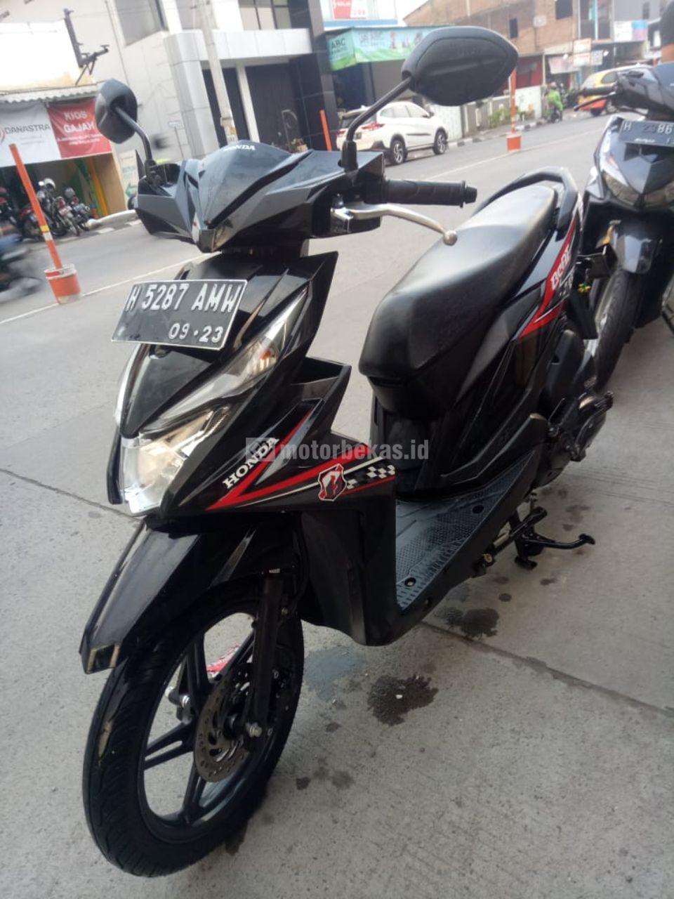 HONDA BEAT CW FI CBS  2371 motorbekas.id