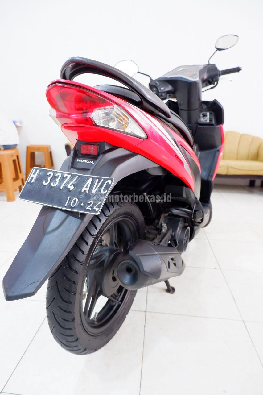 HONDA VARIO FI CBS 2358 motorbekas.id