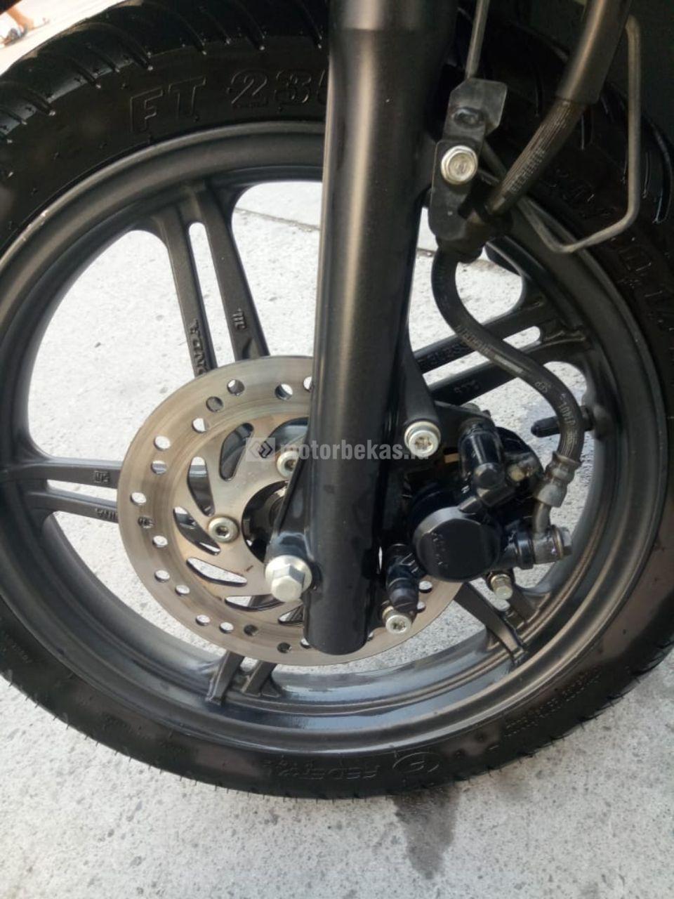 HONDA BEAT CW FI CBS  2370 motorbekas.id