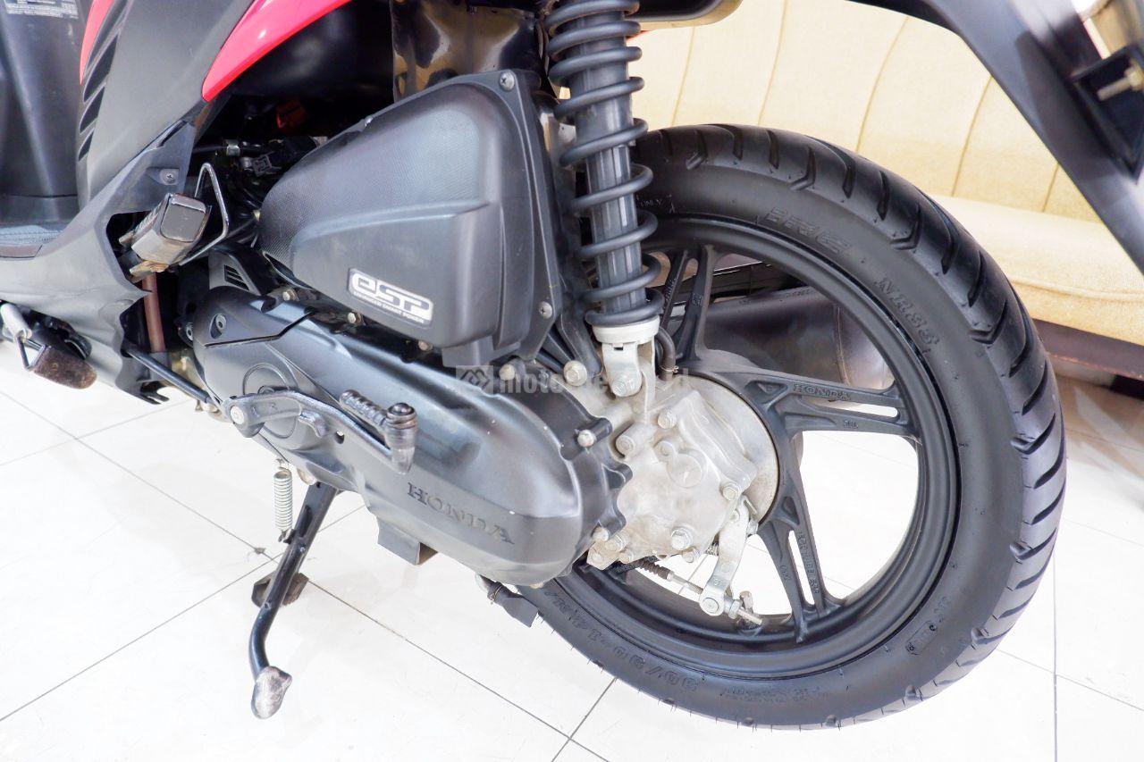 HONDA VARIO FI CBS 2357 motorbekas.id