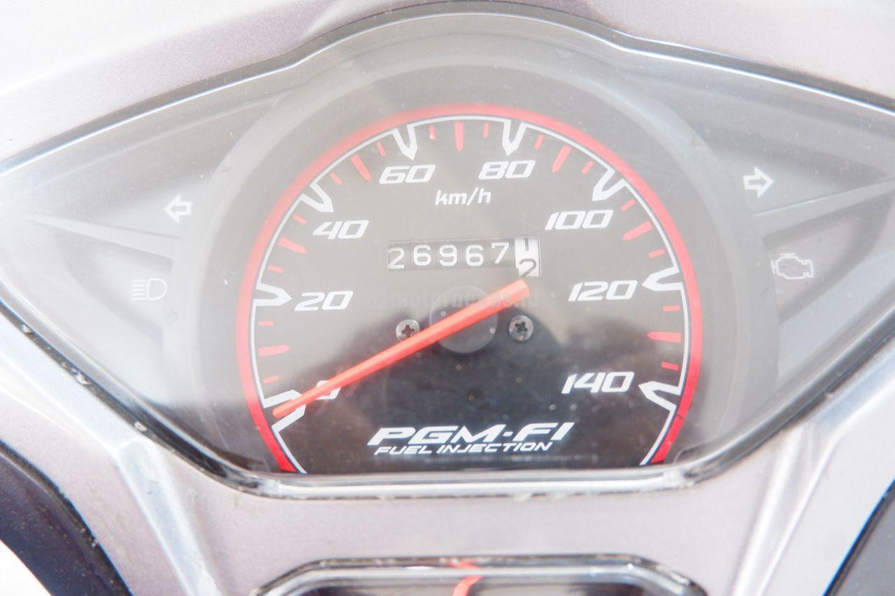 HONDA VARIO FI CBS 2360 motorbekas.id
