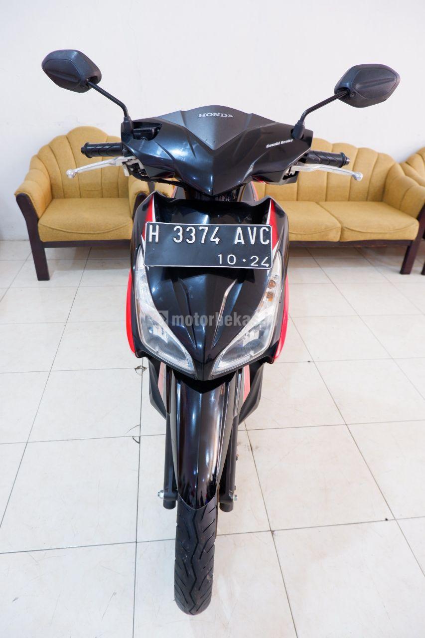 HONDA VARIO FI CBS 2353 motorbekas.id