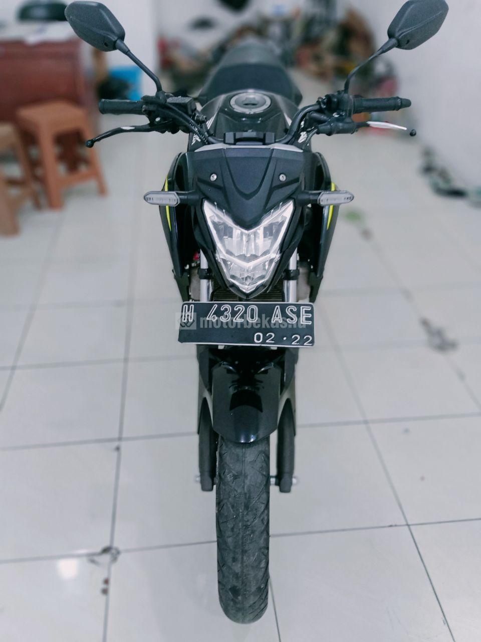 HONDA CB150R 2017 FI 2395 motorbekas.id
