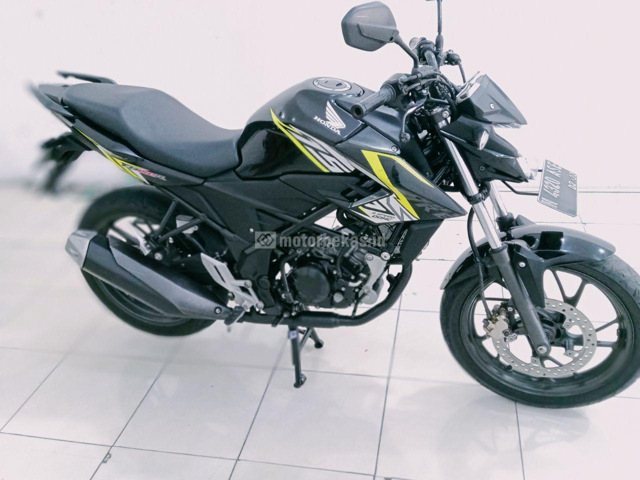 HONDA CB150R 2017 FI 2397 motorbekas.id