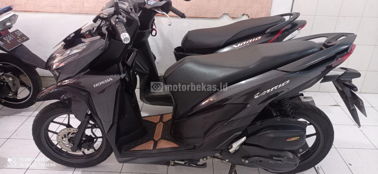 HONDA VARIO TECHNO 125  2519 motorbekas.id